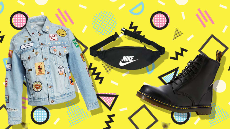 '90s fashion back in style in 2019