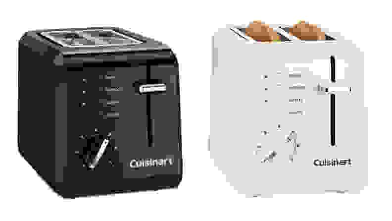 Best Toasters: Cuisinart 2-Slice