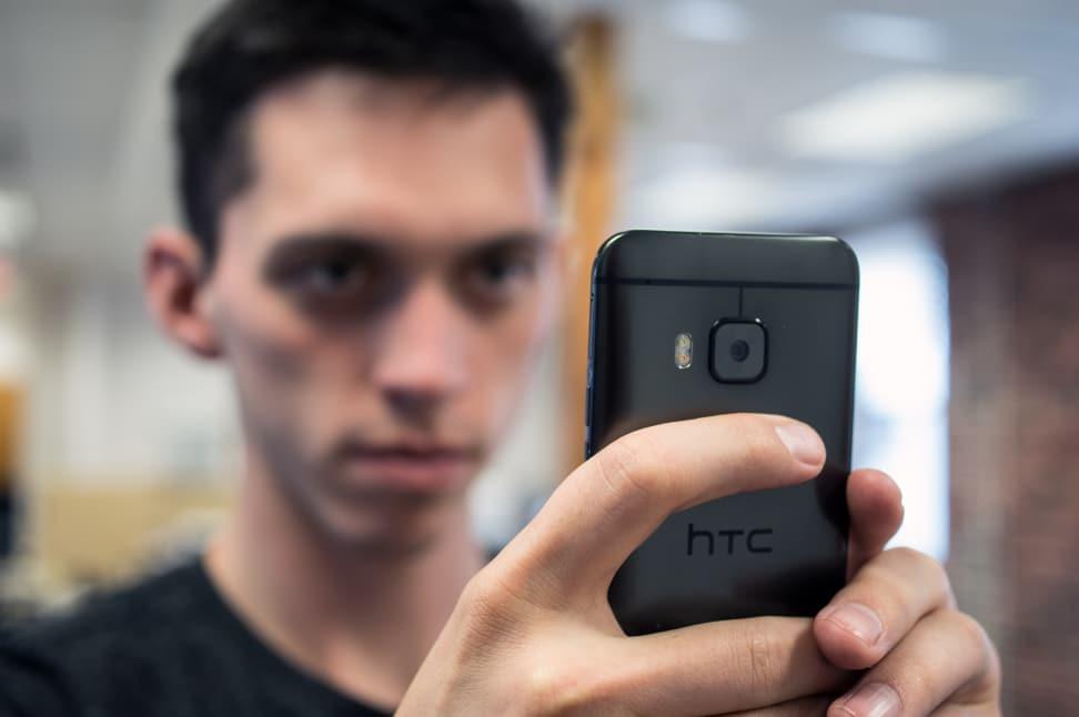 HTC One M9 Camera Use