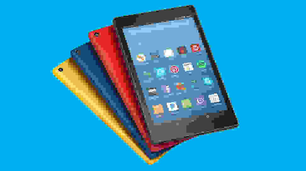 You can get an Amazon Fire tablet for an insanely low price if you're a Prime member
