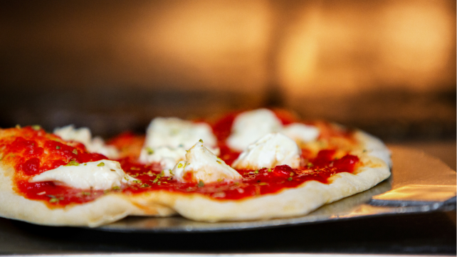 How to preheat your oven - pizza