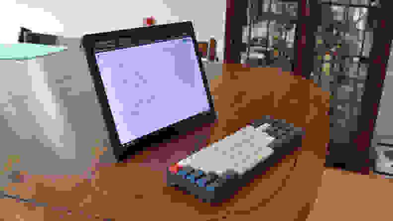 Lenovo ThinkPad X1 Fold desktop
