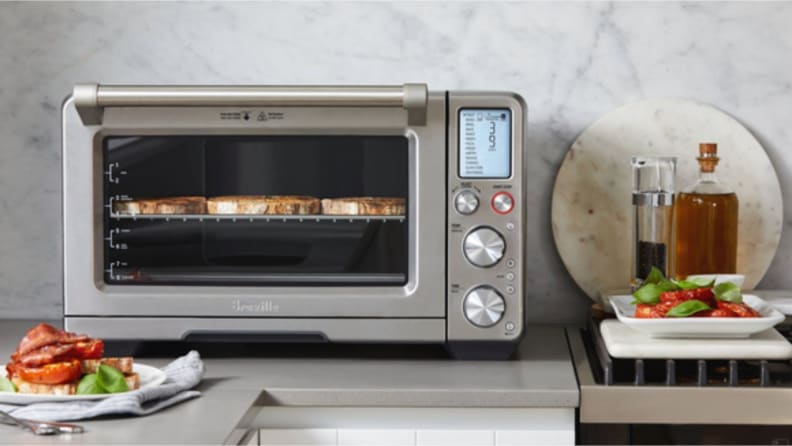 Breville Smart Oven Pro Toaster Oven Review Bov845bssusc