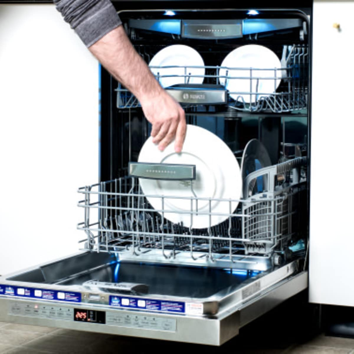 7 Things To Do If Your Dishwasher Isnu0027t Cleaning Or Drying Your Dishes    Reviewed Dishwashers
