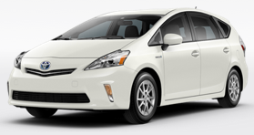 Product Image - 2012 Toyota Prius v Two