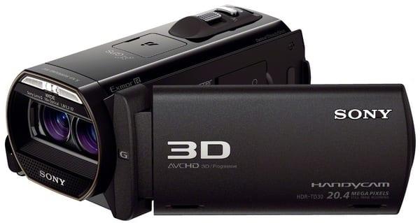 Product Image - Sony  Handycam HDR-TD30V