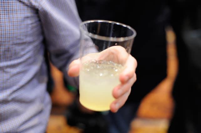A Somabar-Crafted Margarita