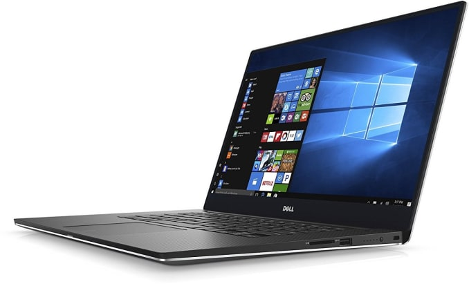 Product Image - Dell XPS 15 9560 (Core i7, 1TB HDD, 16GB RAM)