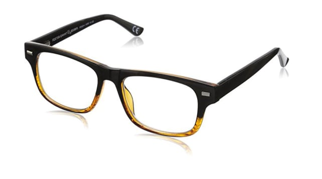 Foster Grant Eyezen Digital Glasses Square Eyeglasses