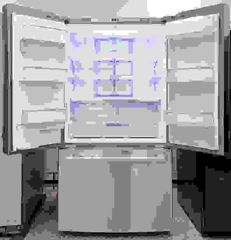 Kenmore Pro 79993 Interior