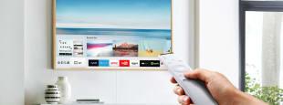 Samsung the frame tv hero 2