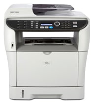 Product Image - Ricoh  Aficio SP 3400SF