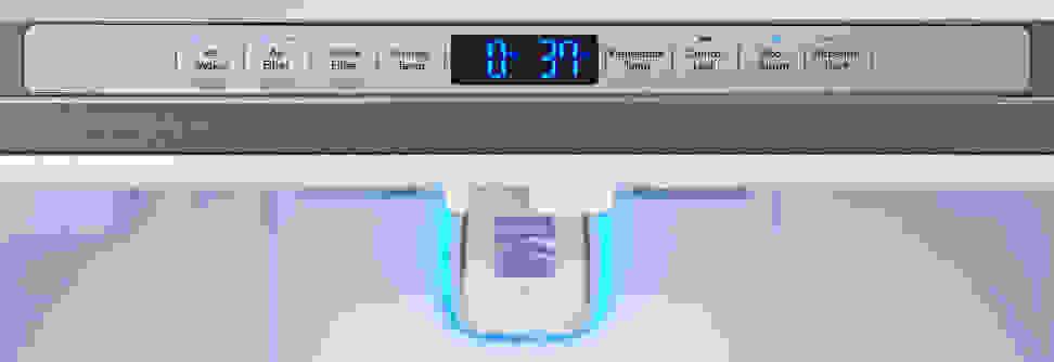 Kenmore Elite 72483 Controls
