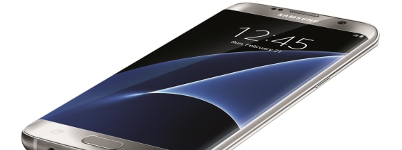 Samsung galaxy s7 edge hero