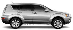 Product Image - 2012 Mitsubishi Outlander GT S-AWC