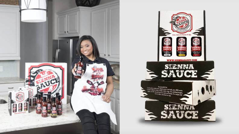 Sienna Sauce