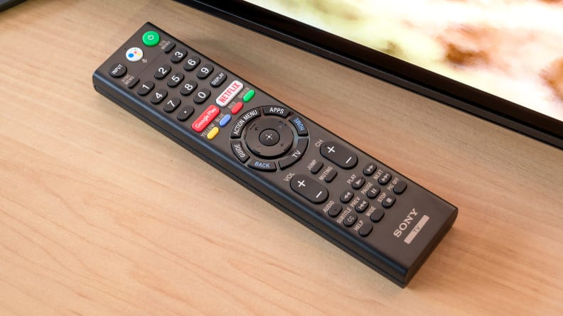 Sony A8G OLED Remote Control