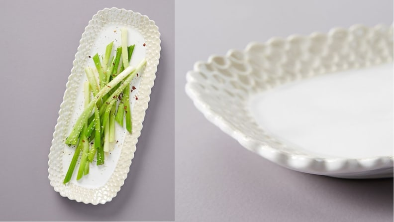 Holiday Dinner: Serving Tray