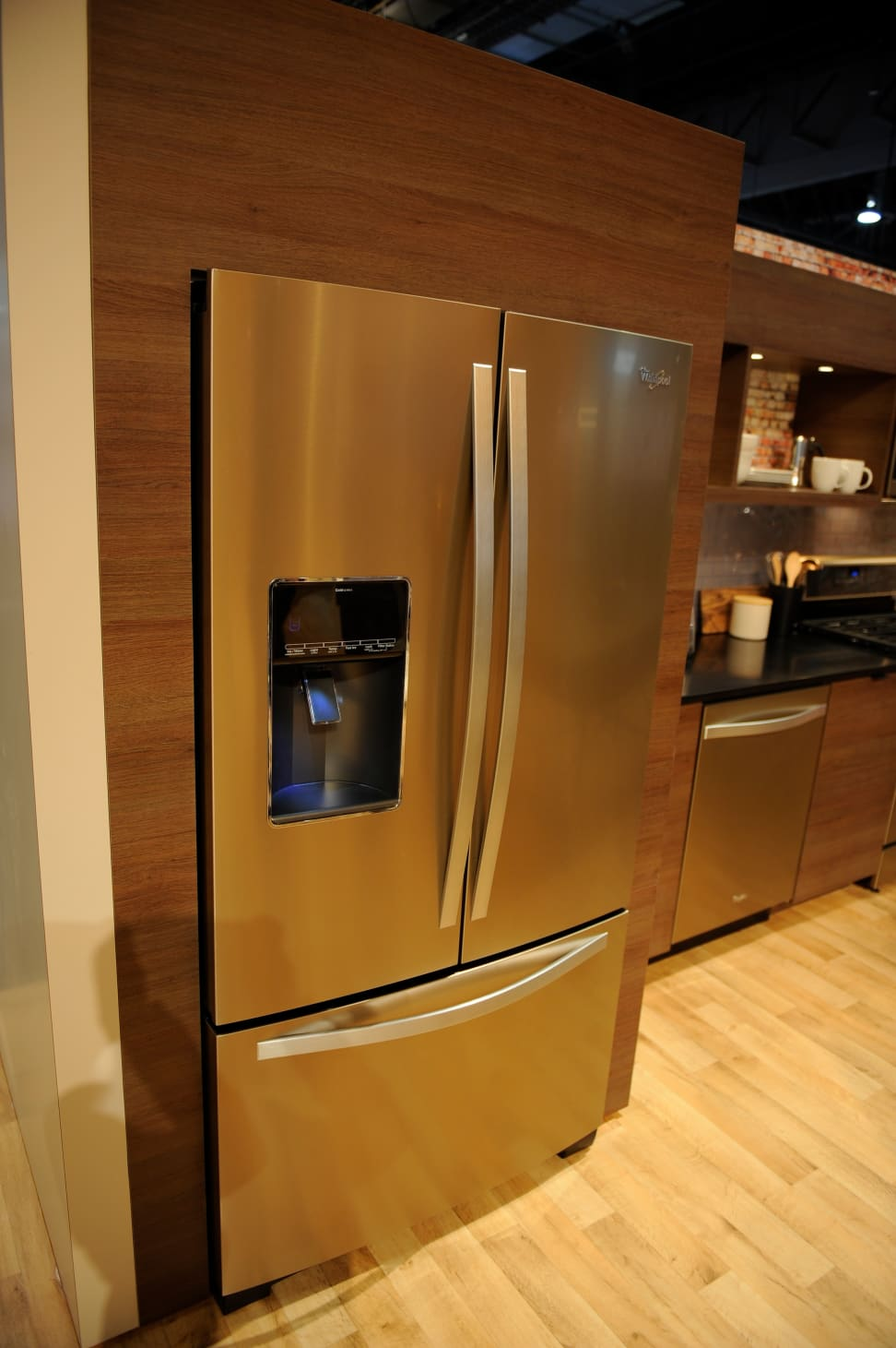 Sunset Bronze fridge.JPG