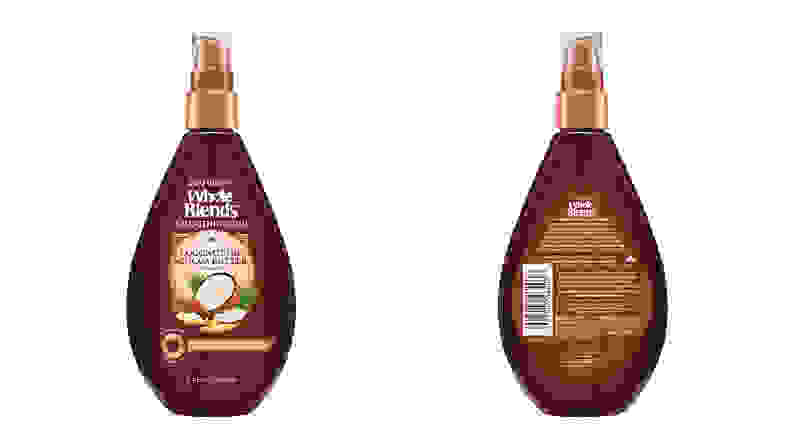 Garnier Whole Blends Smoothing Oil with Coconut Oil & Cocoa Butter Extracts