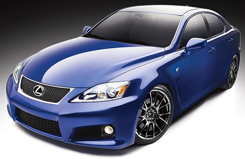 Product Image - 2012 Lexus IS F