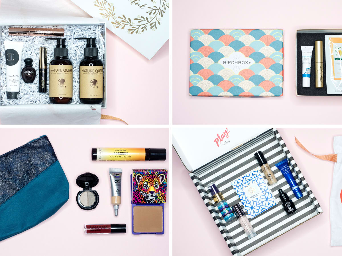 The Best Beauty Subscription Boxes of 2019 - Reviewed Home & Outdoors