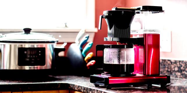 Best Coffee Maker: Technivorm Moccamaster KB