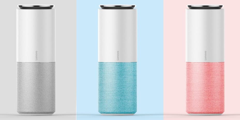 Lenovo Smart Assistant Alexa