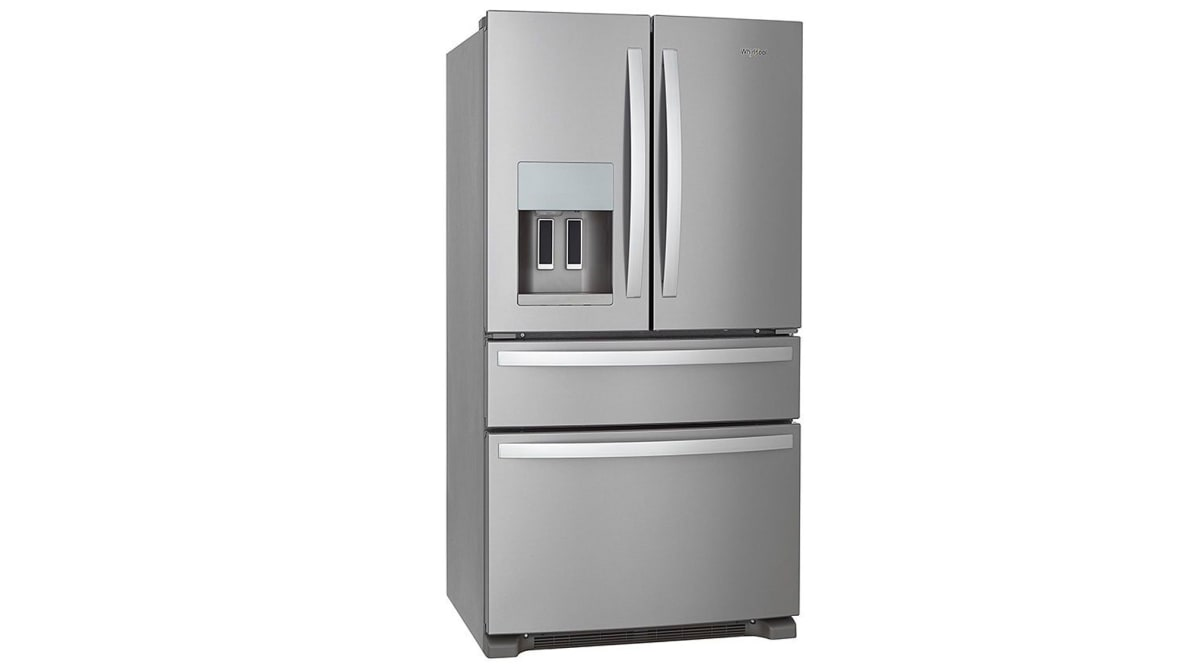 Whirlpool WRX735SDHZ French door refrigerator review