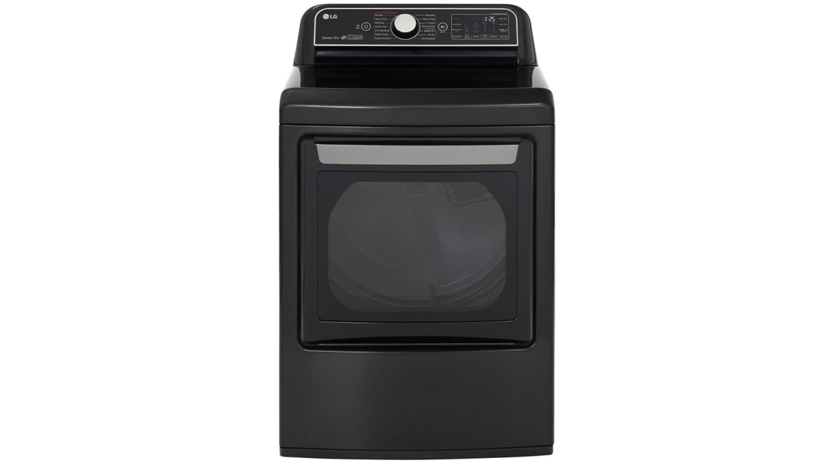 LG DLEX7900BE Dryer Review