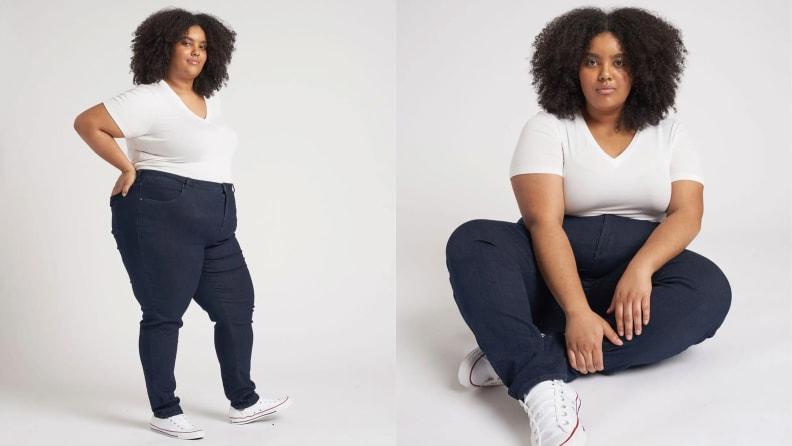 US Model Seine Jeans