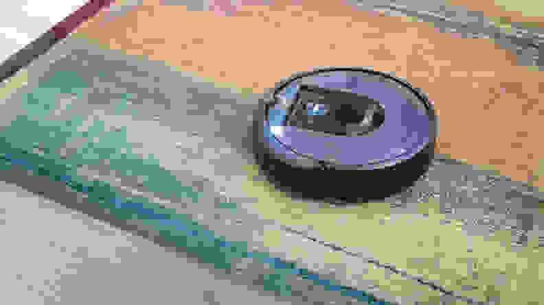 iRobot Roomba i7+ Luxury