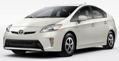 Product Image - 2012 Toyota Prius Two