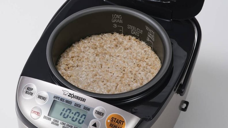 Rice cooker brown rice