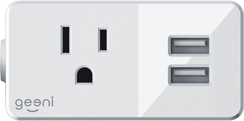Product Image - Geeni Switch + Charge Smart Wi-Fi Plug