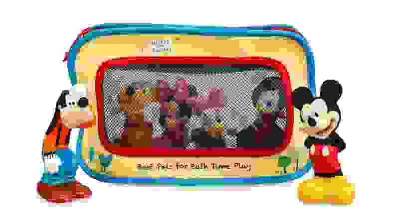Mickey and Friends Bath Toys