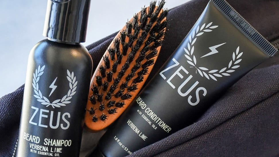 Zeus Beard Wash Set - Shampoo & Conditioner