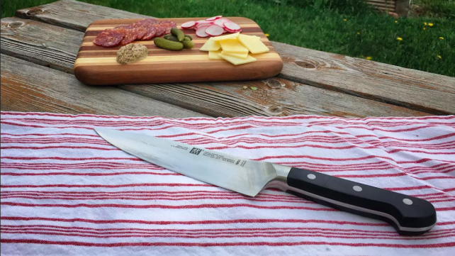 Zwilling chef's knife