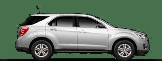 Product Image - 2012 Chevrolet Equinox LTZ FWD