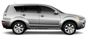 Product Image - 2012 Mitsubishi Outlander GT 2WD