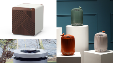 Air purifiers debut at CES 2021