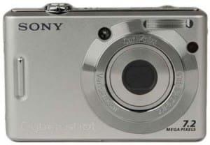Product Image - Sony Cyber-shot DSC-W35