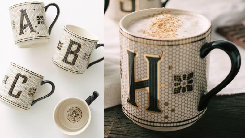 Tile Mugs