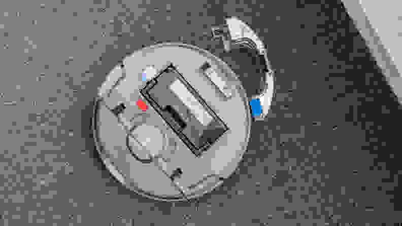 Ecovacs Ozmo T8 Bin and Mop