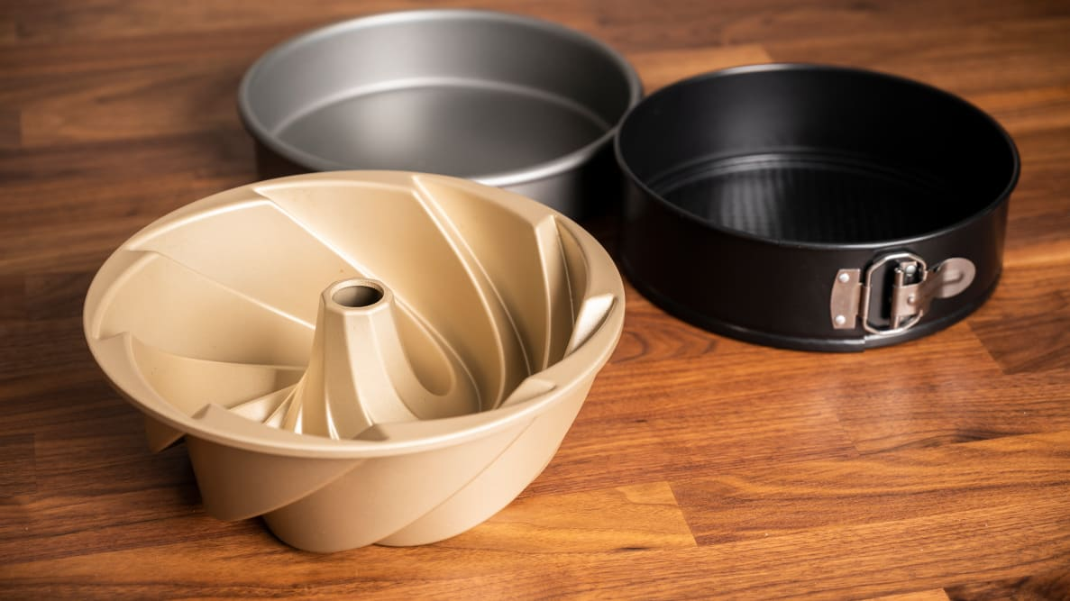 The best cake pans