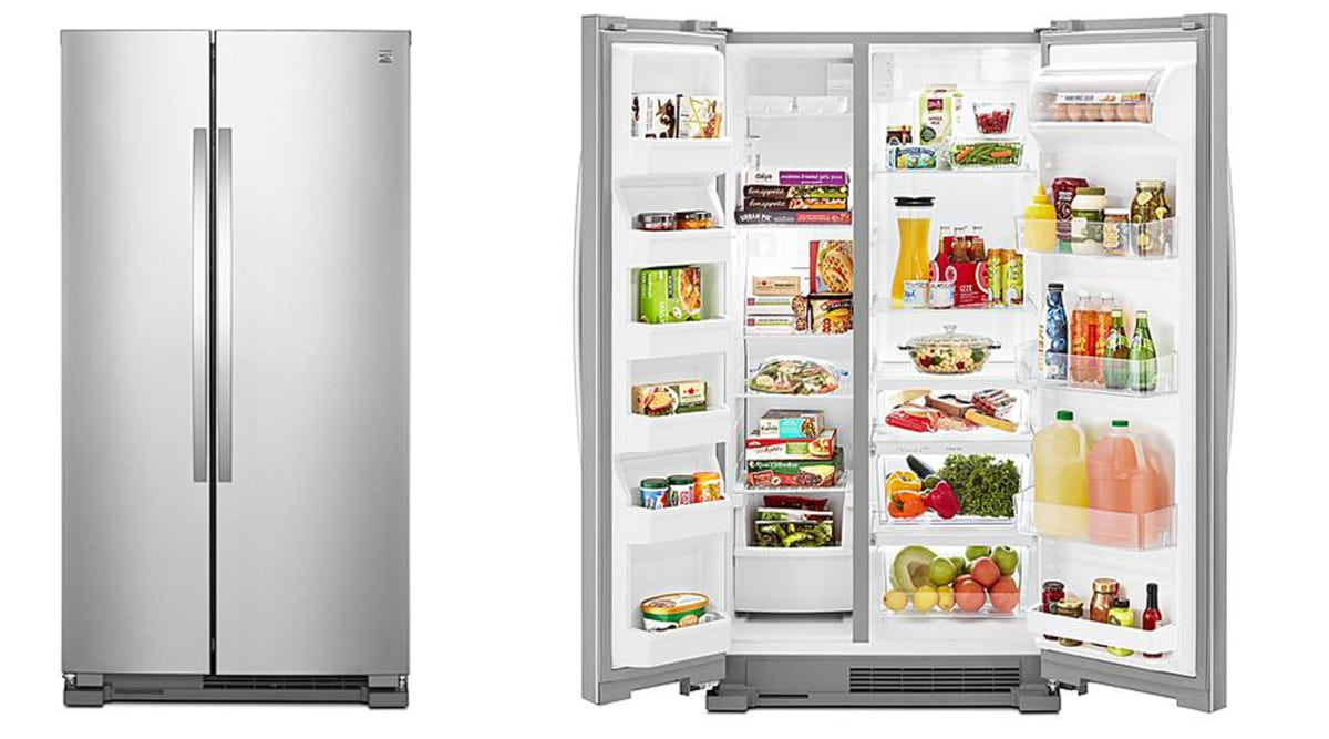 Kenmore 41173 Side By Side Refrigerator Review Reviewed