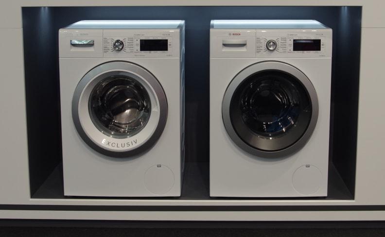 Bosch Active Oxygen washer