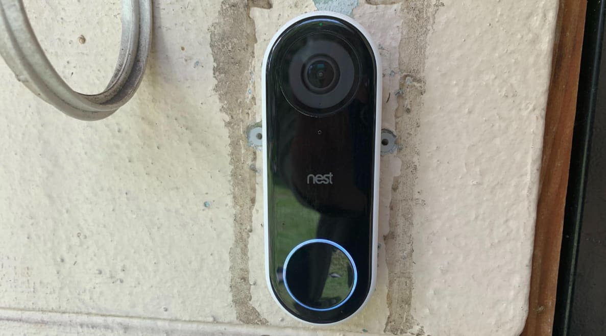 Nest Hello smart video doorbell