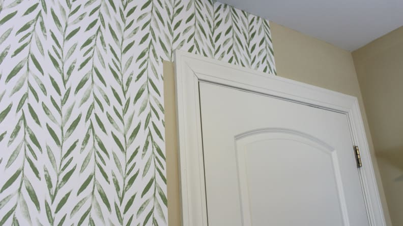 Removable Wallpaper Review It S A Decor Game Changer Reviewed Home Garden