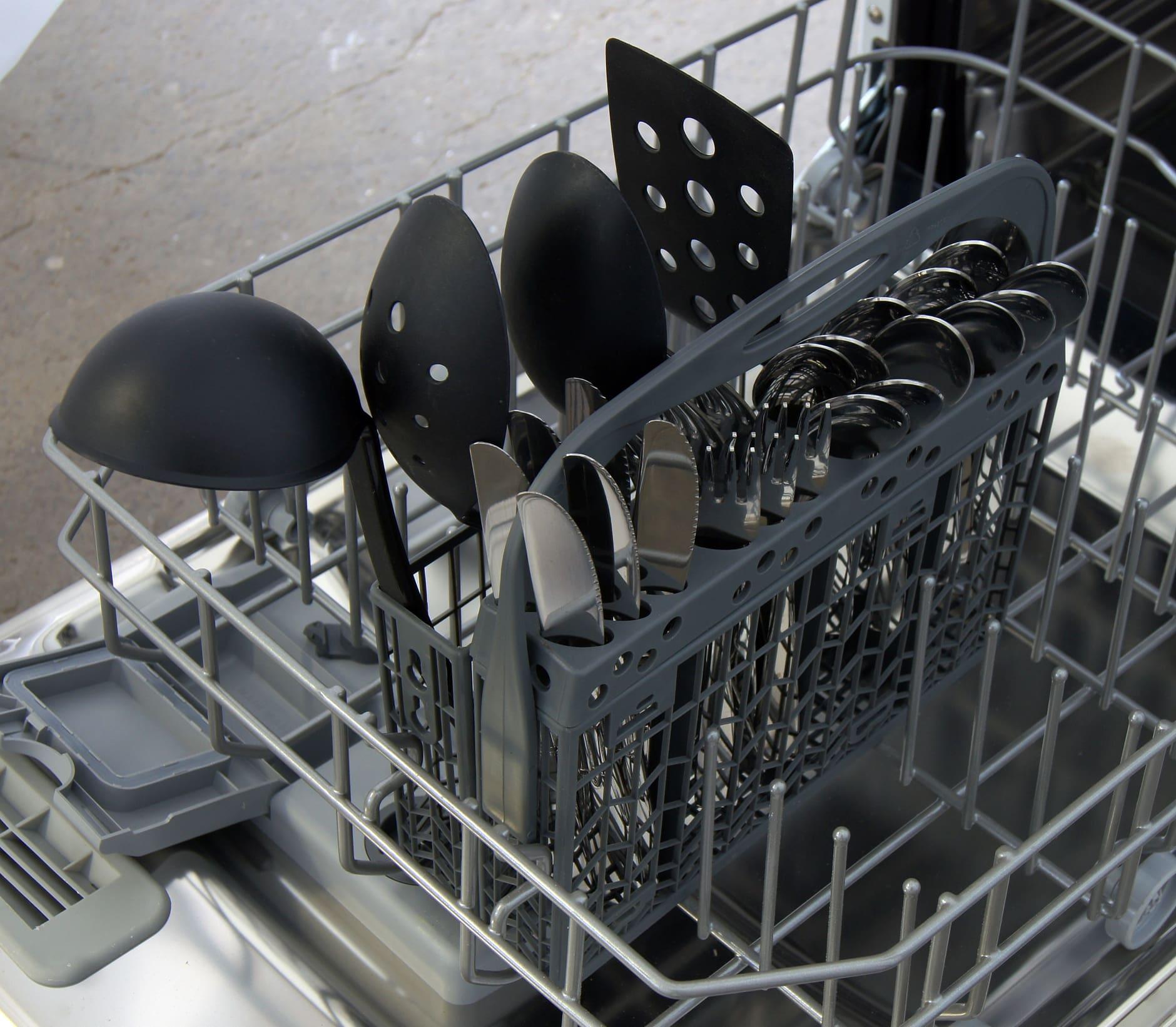 Kenmore 14652 cutlery capacity